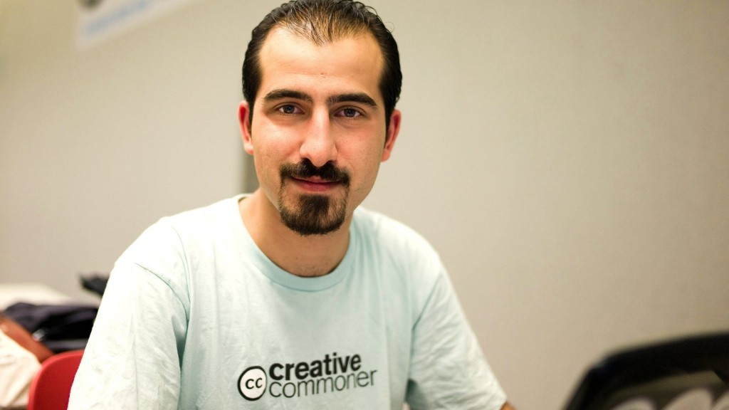 2013 Freedom of Expression Digital Activism Award-winning Bassel Khartabil.