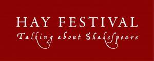 HayFestival_TalkingAboutShakespeare_logo_AW_CMYK_white-on-red