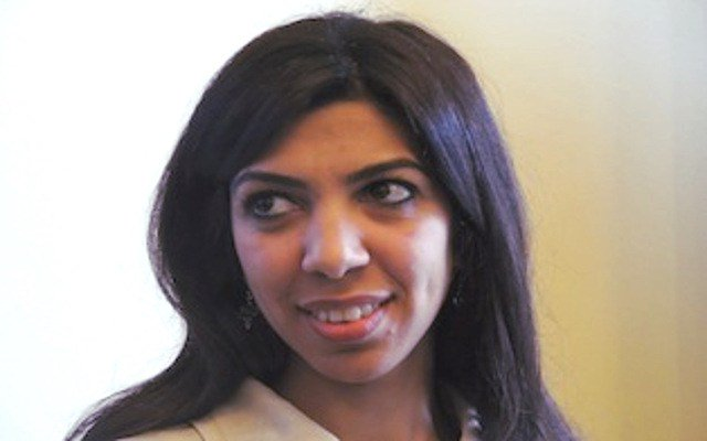 Nazeeha Saeed has been arbitrarily curtailed by Bahrain's Information Affairs Authority.