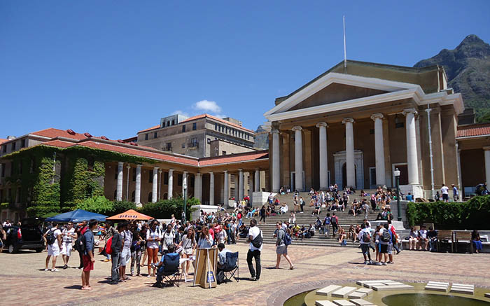 University of Cape Town. Credit: Ian Barbour / Flickr