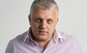 Pavel Sheremet (Photo: Ukrainska Pravda)