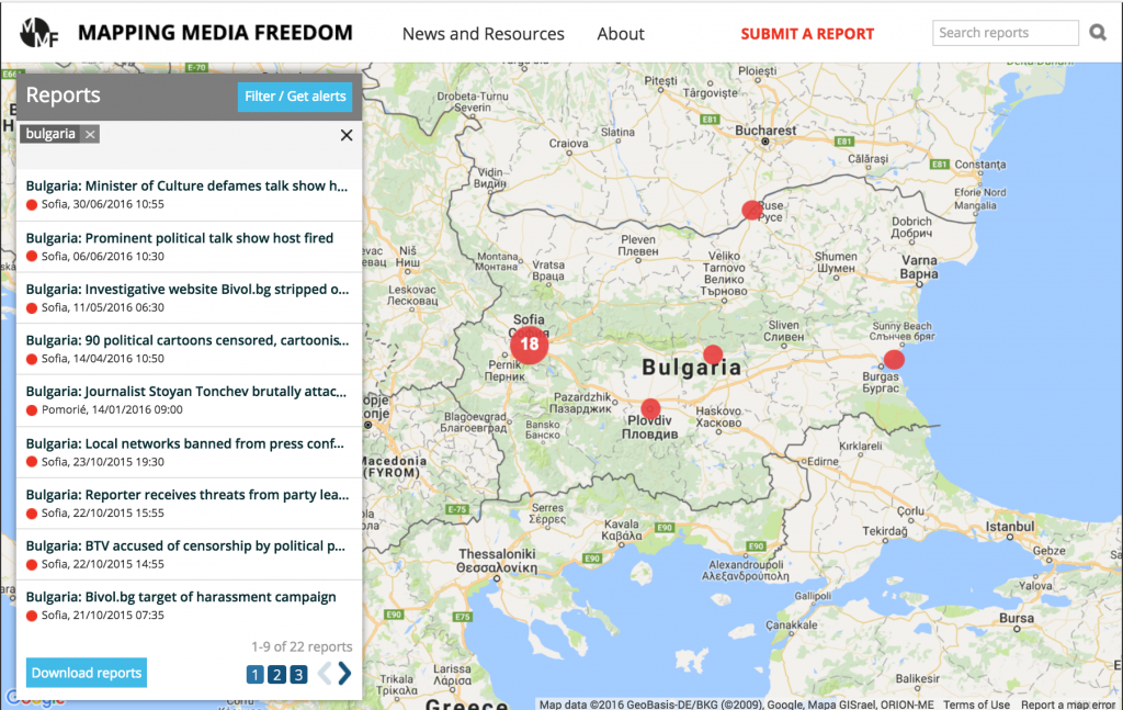 Bulgaria_map_31Aug16