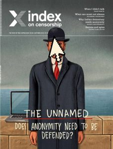 Autumn 2016 magazine cover
