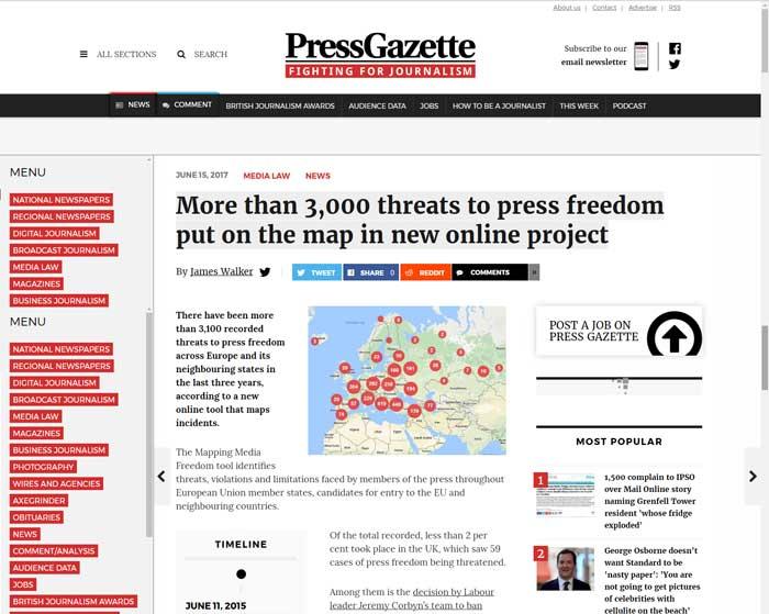 Press Gazette