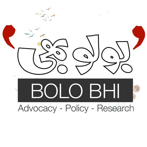Bolo Bhi is the 2016 Freedom of Expression Awards Campaigning Fellow