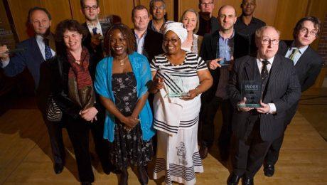 index on censorship awards 2007