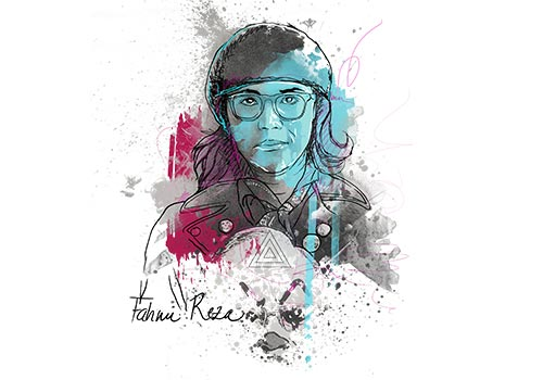 Illustrator Fahmi Reza, Malaysia