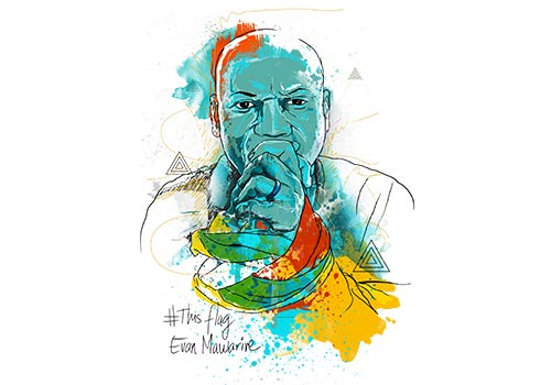 Evan Mawarire Zimbabwe