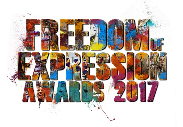 2017 Freedom of Expression Awards link