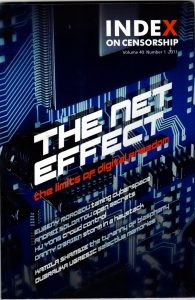 The Net Effect: The Spring 2010 issue of Index on Censorship magazine