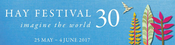 Hay Festival 25 May - 4 June 2017