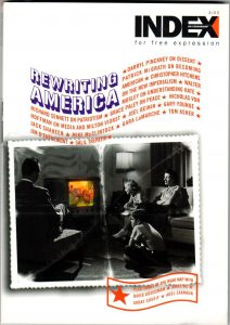 Rewriting America, the autumn 2003 issue of Index on Censorship magazine.