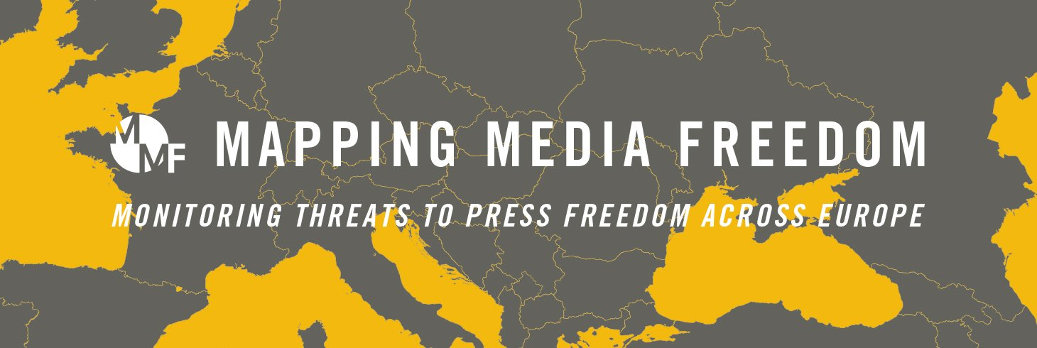 Mapping Media Freedom identifies threats, violations and limitations faced by members of the press throughout European Union member states, candidates for entry and neighbouring countries.