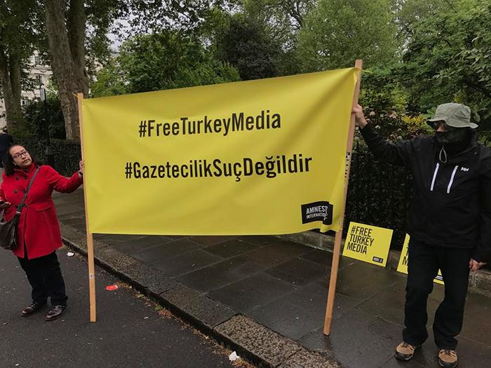 #FreeTurkeyMedia