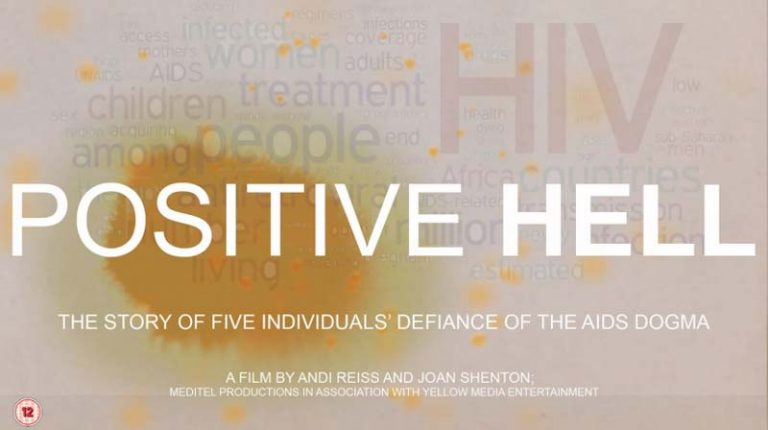 Positive Hell is a short documentary that challenges the scientific consensus on HIV and AIDS.