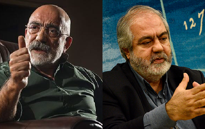 Brothers Ahmet Altan and Mehmet Altan