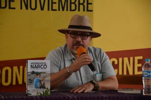 Mexican journalist Javier Valdez who was recently shot and killed