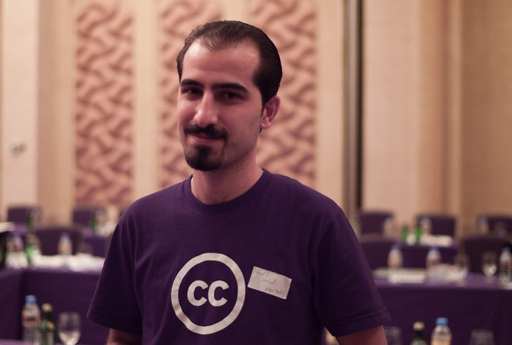 Bassel Khartabil (Photo: Courtesy MIT Media Lab)