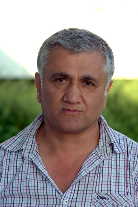 Hamza Yalçın (Photo: Odak magazine)