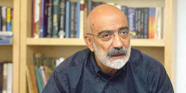 Journalist Ahmet Altan