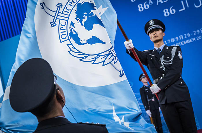 Interpol 86th general assembly