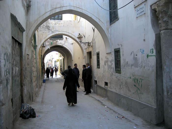 A street in Tripoli. Credit: David Stanley/Flickr