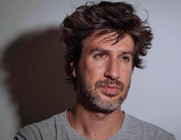 Italian journalist Lorenzo Tondo