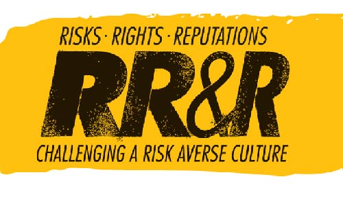 Risks, rights and reputations: Challenging a risk averse culture