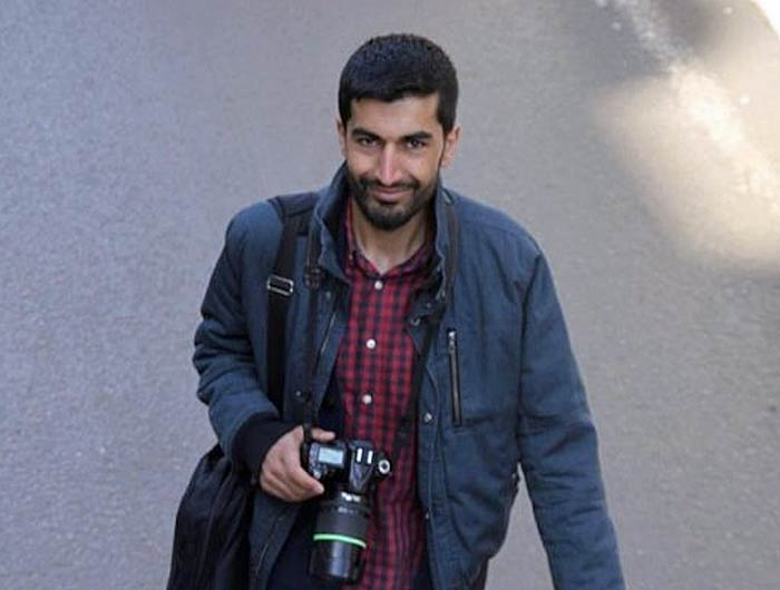 Nedim Türfent has been under detention for more than 18 months.