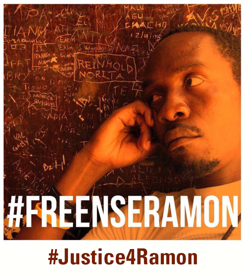#Justice4Ramon Trial Photo