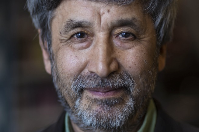 Journalist and author Hamid Ismailov