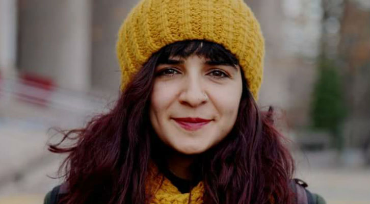 Mezopotamya Agency reporter Seda Taskin was arrested in January in Ankara and is still under pre-trial detention.