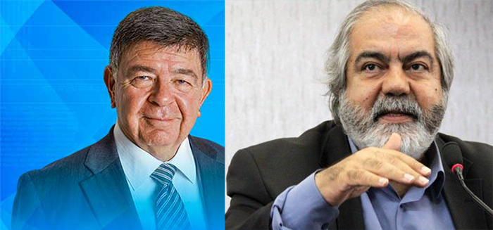 Şahin Alpay and Mehmet Altan