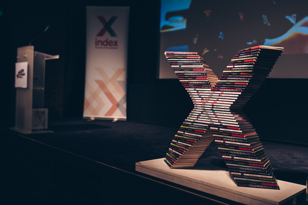 2018 Index on Censorship Freedom of Expression Awards (Photo: Elina Kansikas)