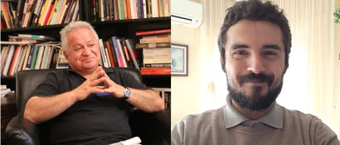 Professor Abbas Vali and research assistant Serdar Başçetin are among those caught up in Turkey's crackdown on academic freedom.