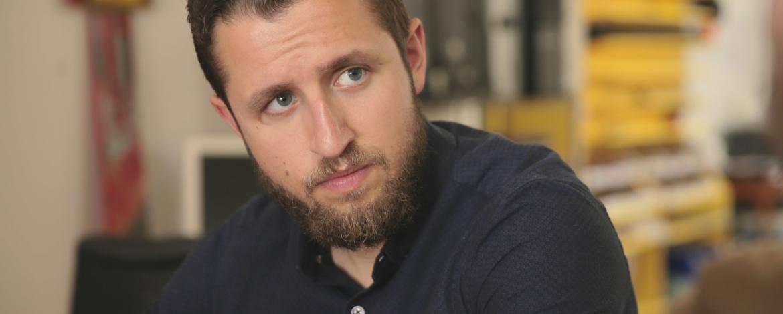 Ben Makuch (Photo: Vice News)
