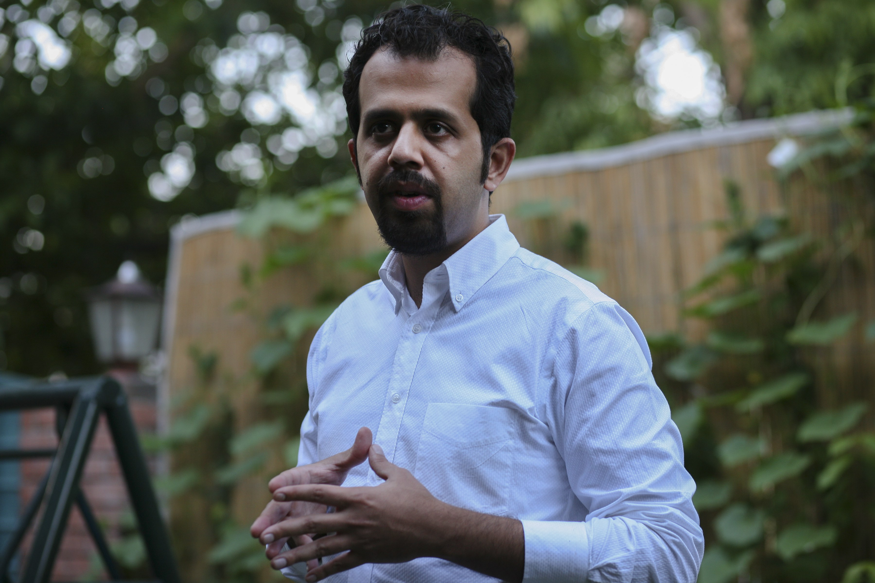 Taha Saddiqui (Photo: USAID Pakistan)