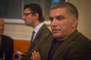 Nabeel Rajab at the 2012 Freedom of Expression Awards