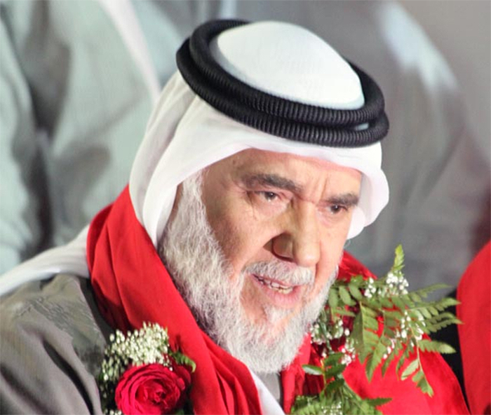 Hassan Mushaima (Photo: SophieDR/Wikipedia)