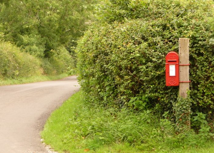 Postbox / Pic By Chris Downer Wikimedia Commons