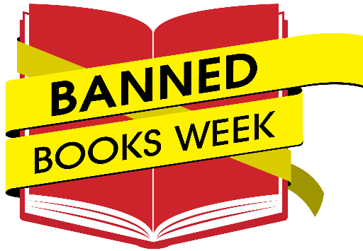 Celebrating our right to read. Banned Books Week UK