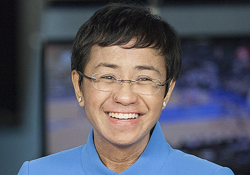 Maria Ressa is CEO and Executive Editor of Rappler.com
