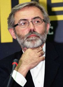 Editor Slavko Ćuruvija was murdered in 1999.