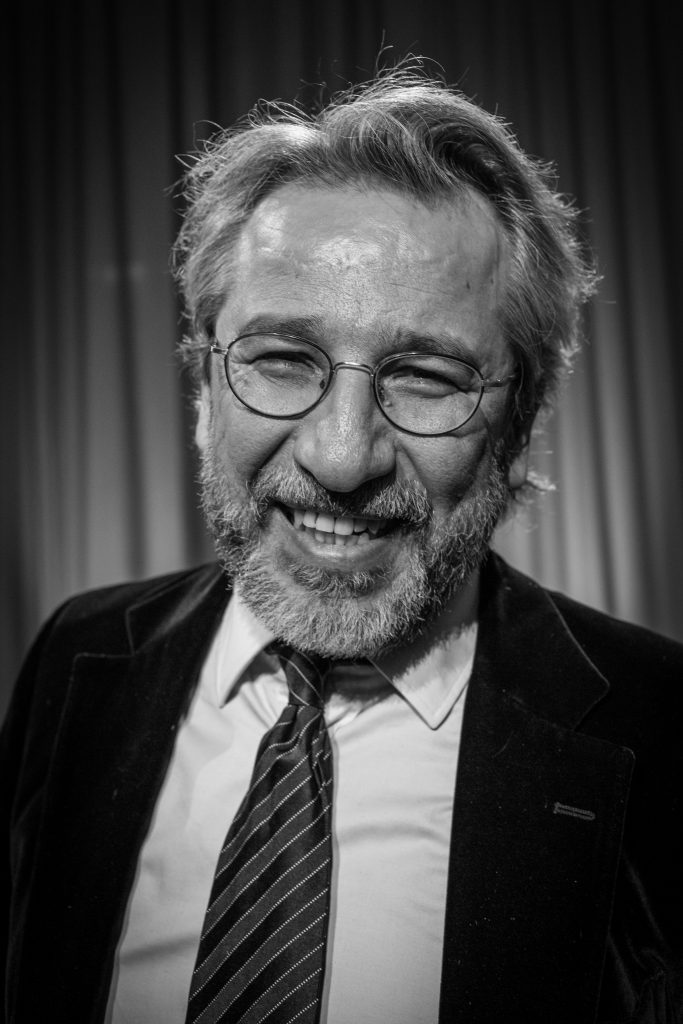 Can Dündar (Photo: Claude Truong Ngoc / Wikiepedia)