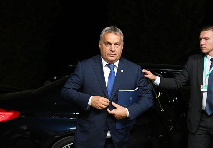 Hungarian prime minister Viktor Orbán. Credit: EU2017EE Estonian Presidency / Flickr