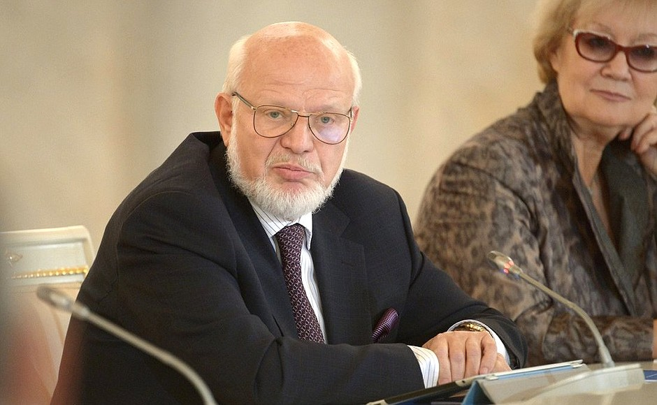 Mikhail Fedotov, chairman of the Russian Human Rights Council, asked President Vladimir Putin to send the fake news legislation back for revisions.