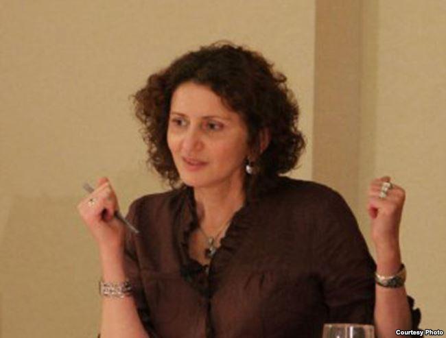 Fatima Tlisova [Credit: RFE/RL]