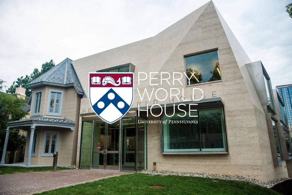 Perry World House, University of Pennslyvania