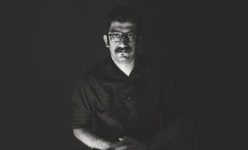 Iranian musician Mehdi Rajabian