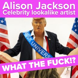 Index on Censorship's What the Fuck!? podcast: Alison Jackson